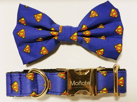 Superdog Bow Collar