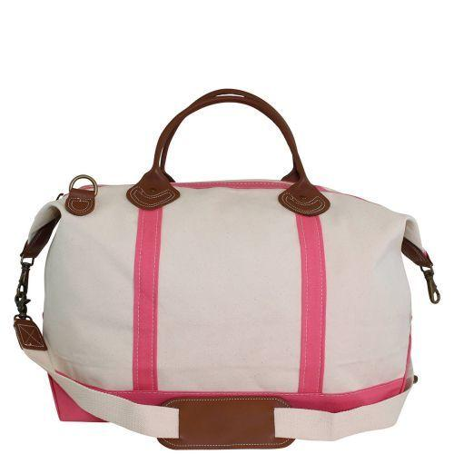 Canvas Weekender Duffel Bag