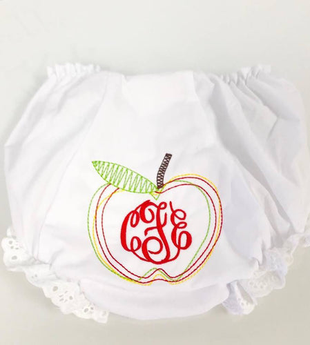 Apple Diaper Cover