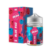 Dripp Blue Raz 50ml High Vg