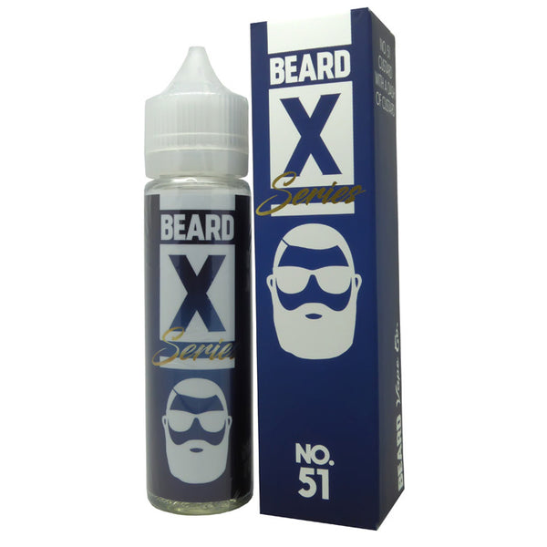 Beard Vape No51 Custard 50ML 0MG