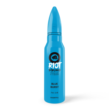 Riot Squad Blue Burst (Beaky Blue) 50ML 0MG