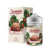 Jammin Strawberry Jam 50ML 0MG