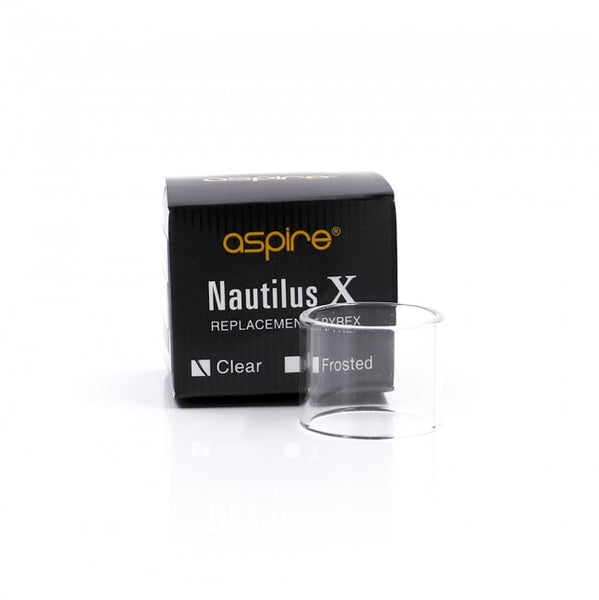 Aspire Nautulis X 2ml Replacement Glass