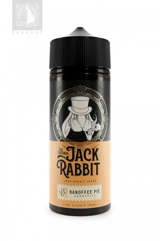 Jack Rabbit High VG E-Liquid 100ML 0MG