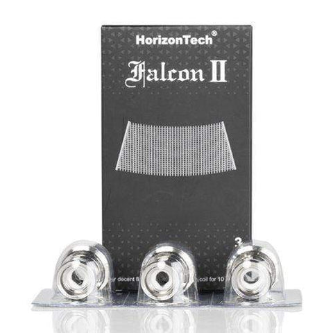 HorizonTech Falcon 2 Sector Mesh Coils 0.4 Ohm (3 Pack)