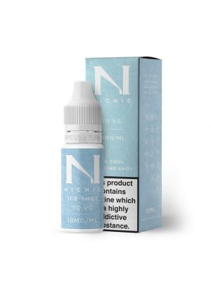 Nic Nic Nicotine Shot (Iced) 10ml, 18MG