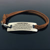 TINY BL9056 - DEAR BEST FRIEND - You are the most important part of my life - Bracelet