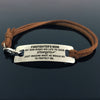 TINY BL9028 - Firefighter's mom - my son risks his life to save strangers -  Bracelet