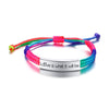 TINY BL9200 - Gay Pride Bracelet For Men - Bracelet