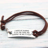 TINY BL9038 - I Asked My Husband To do one thing - Bracelet