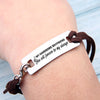 TINY BL9020 - My Handsome Boyfriend - You will forever be my always - Bracelet