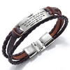 TINY BL9131 - To My Boyfriend - I may not be with you at all times - Bracelet