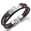 TINY BL9162 - To My Boyfriend - My heart made it's choice, and it loves you - Bracelet