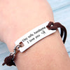 TINY BL9045 - Stay safe, handsome. I love you! - Bracelet