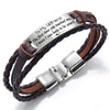 TINY BL9189 - To My Girlfriend - I knew I was born to be yours - Bracelet