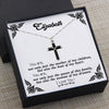 TINY NL3195 - Future Wife - You are, not only just the queen of this family - Cross Necklace