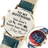TINY LW15011 - To My Boyfriend - You won't ever know how much - Luxury Watch