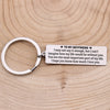 TINY KC1061 - To My Boyfriend - You are the most important part of my life - keychain