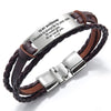 TINY BL9127 - To My Boyfriend - I Promise to always be by your side - Bracelet