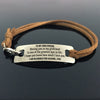 TINY BL9012 - To My Girlfriend - I am blessed for having...You - Bracelet