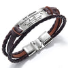 TINY BL9139 - To My Girlfriend - Thank you for bringing joy to my heart - Bracelet