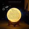TINY ML19012 - To My Girlfriend - This is from my heart - Moon Lamp
