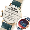 TINY LW15008 - To My Husband - Thank you for bringing joy to my heart - Luxury Watch
