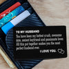 TINY CA5025 - ENGRAVED WALLET CARD - You have been my hottest crush, awesome date, sexiest boyfriend and passionate lover