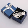 TINY KC1260 - To My Husband - I Promise to always be by your side - Keychain