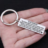 TINY KC1010 - To My Husband - Forever keychain