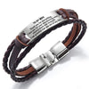 TINY BL9156 - To My Wife - I love you for your unwaivering love - Bracelet