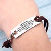 TINY BL9065 - To My Girlfriend - My love for you is a journey - Bracelet