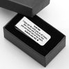 TINY MC7008 - To My POP - I may not be with you at all times - Money Clip