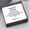 TINY BL9123 - To My Wife - Your sparkling eyes, beautiful smile... - Bracelet