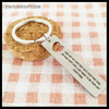 TINY KC1035 - I JUST WANT TO BE YOUR LAST EVERYTHING KEYCHAIN