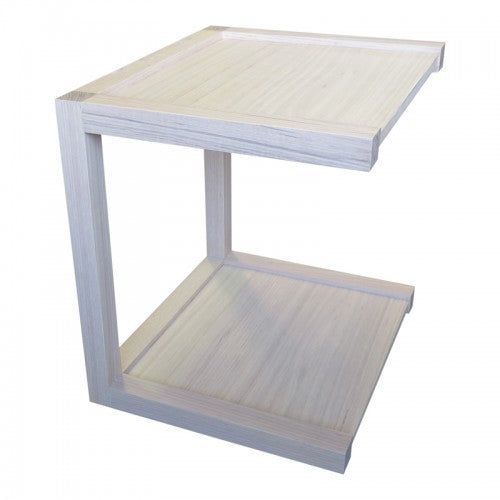 C-Shape Sofa Table