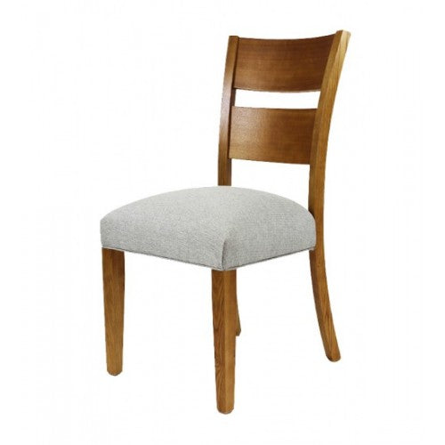 Woody Fully Upholstered Dining Chair