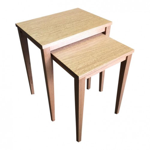 Nest of Tables (light-oak)