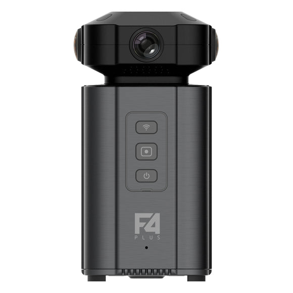 Detu F4 Plus — New Choice of 8K VR 360° Camera