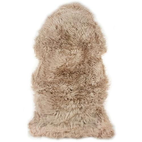 genuine sheepskin pelt
