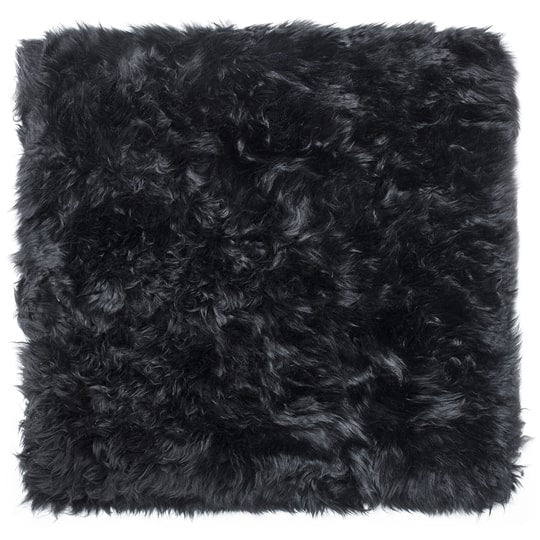 black fluffy rug for bedroom