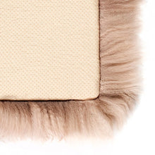 Load image into Gallery viewer, sheepskin lounge chair covers