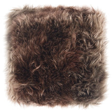 Load image into Gallery viewer, sheepskin cushion
