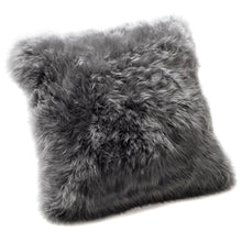 Load image into Gallery viewer, lambskin pillow