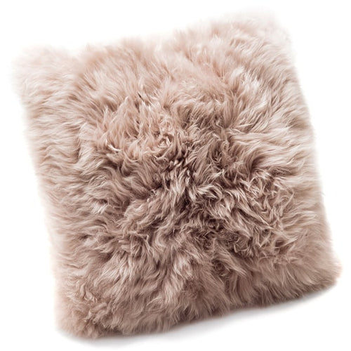 genuine sheepskin cushions