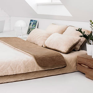 natural wool duvet