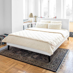 cool wool mattress topper