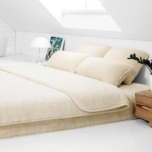washable wool duvet