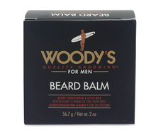Load image into Gallery viewer, Woody's Quality Grooming for Men Beard Balm 2oz